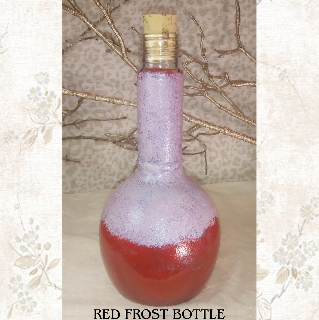 Red Frost Bottle