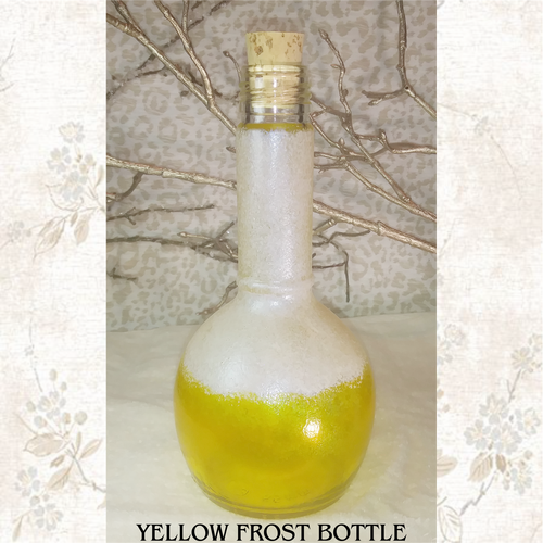 Yellow Frost Bottle