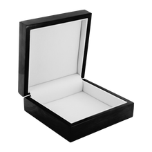 Load image into Gallery viewer, The Glitter Silver Chai Jewelry Box