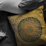 Celtic Art, Celtic Burst, Celtic Pillow, Celtic Knot, Celtic Digital Collage, Ravensdaughter Designs