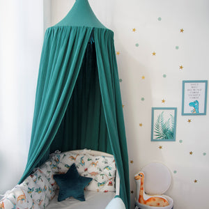 childrens room with canopy, canopy for boys room, dinosaur bedroom accessories