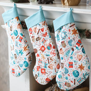 Christmas stocking for gifts