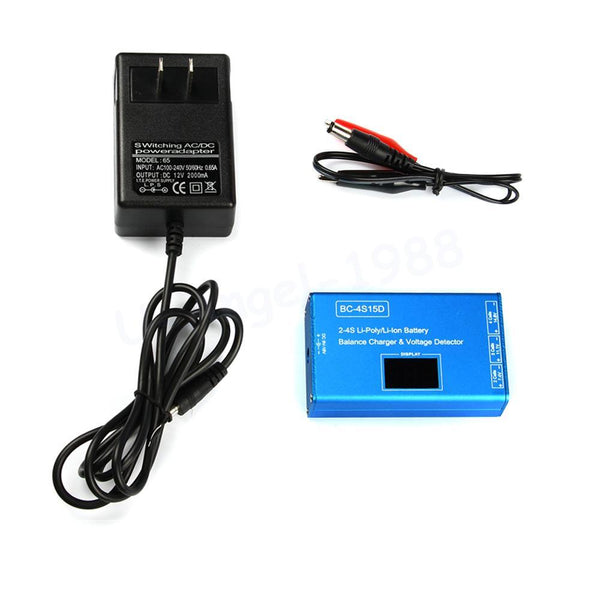 Wholesale Hot Sale BC-4S15D Battery Lithium Lipo Balance Charger With Voltage Display 1500mA