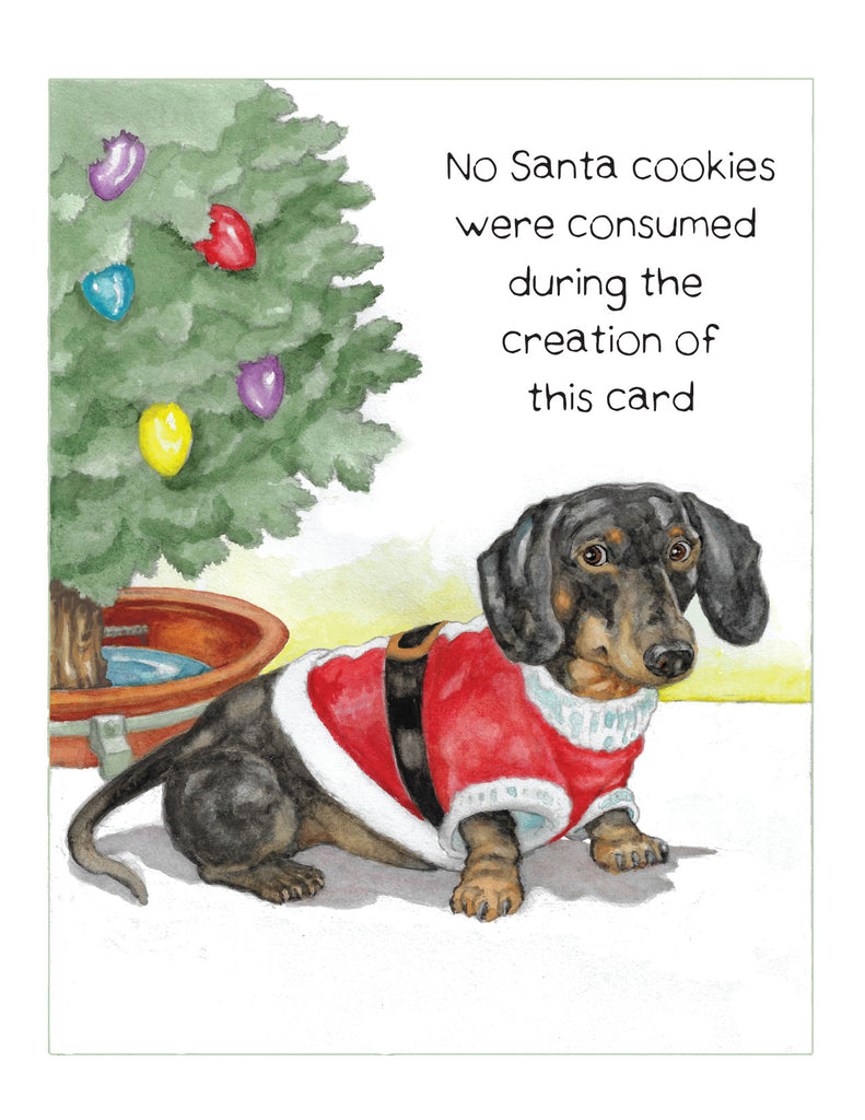 slinky - holiday card