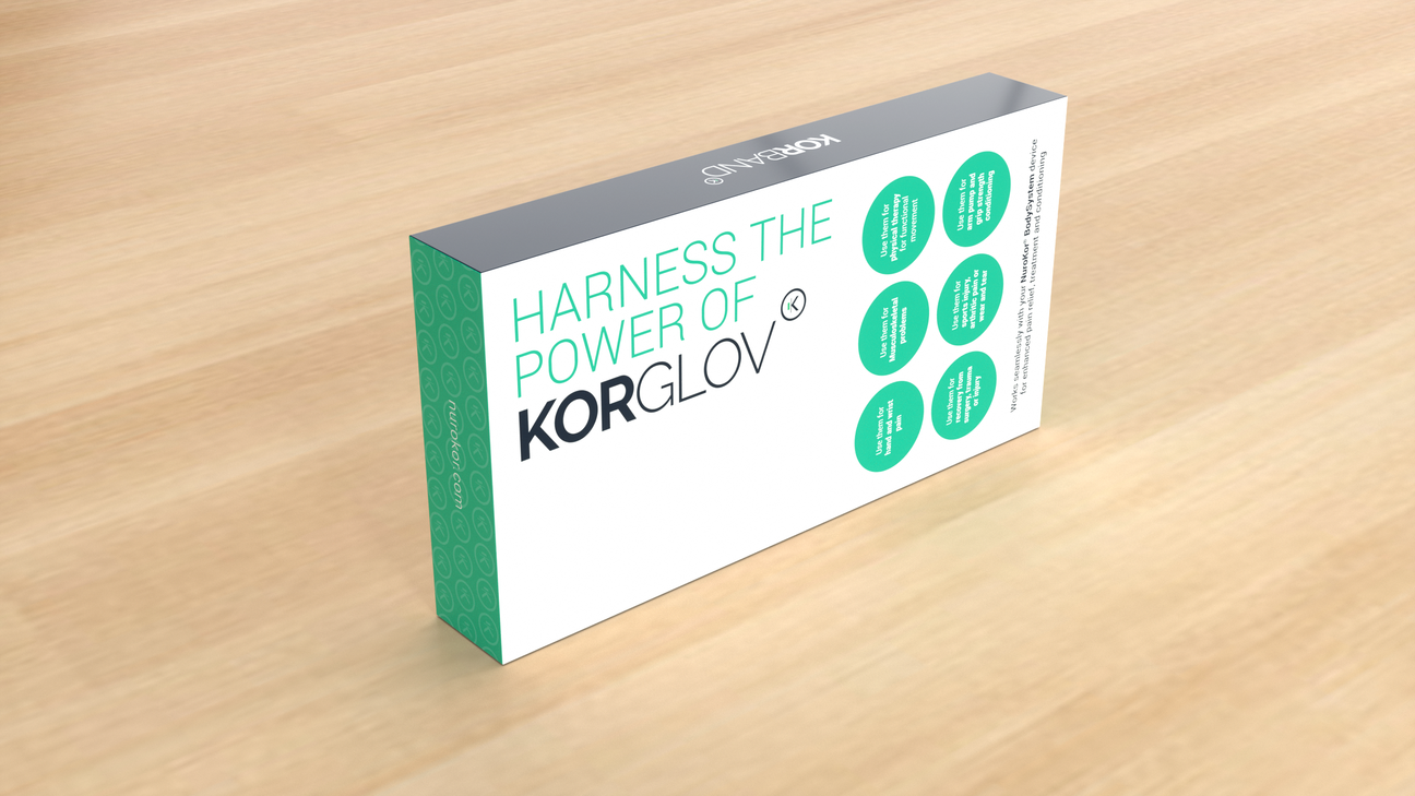 KorGlov Treatment Gloves