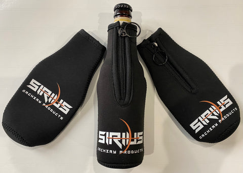 Sirius Zippered Bottle Koozie