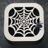 Spider's web box