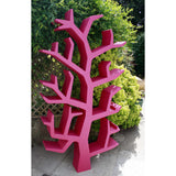 Tree shaped book case