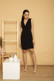 Xin Twisted Sheath Dress