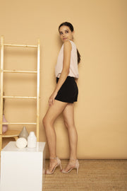 Hilda High Waisted Shorts