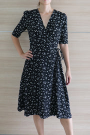 Alyssa Wrap Dress