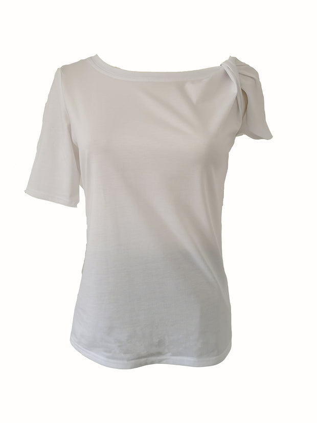Dianne Knotted Tee
