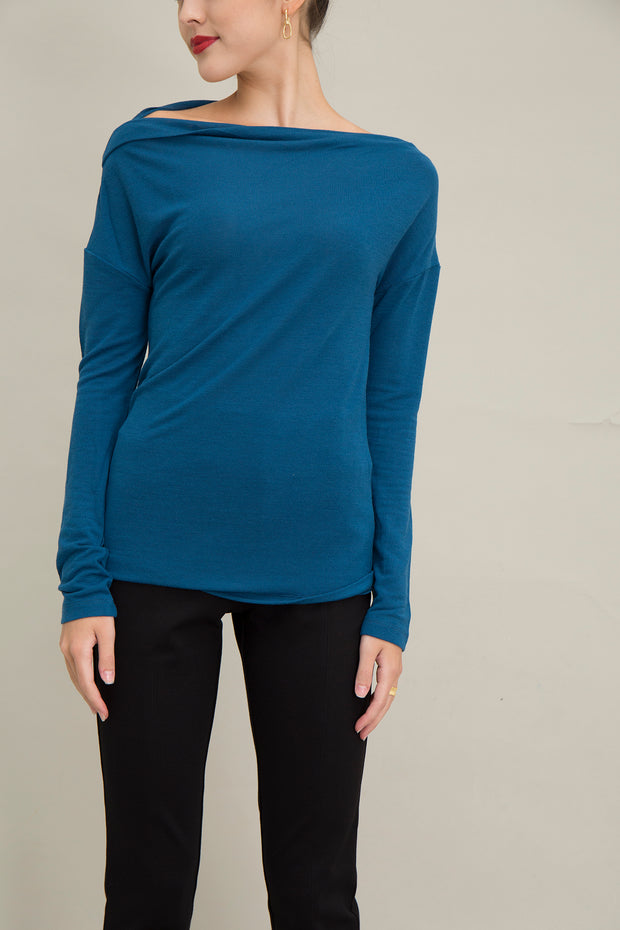 Hoxton Cotton Knit Top