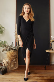 Jae Wrap Dress