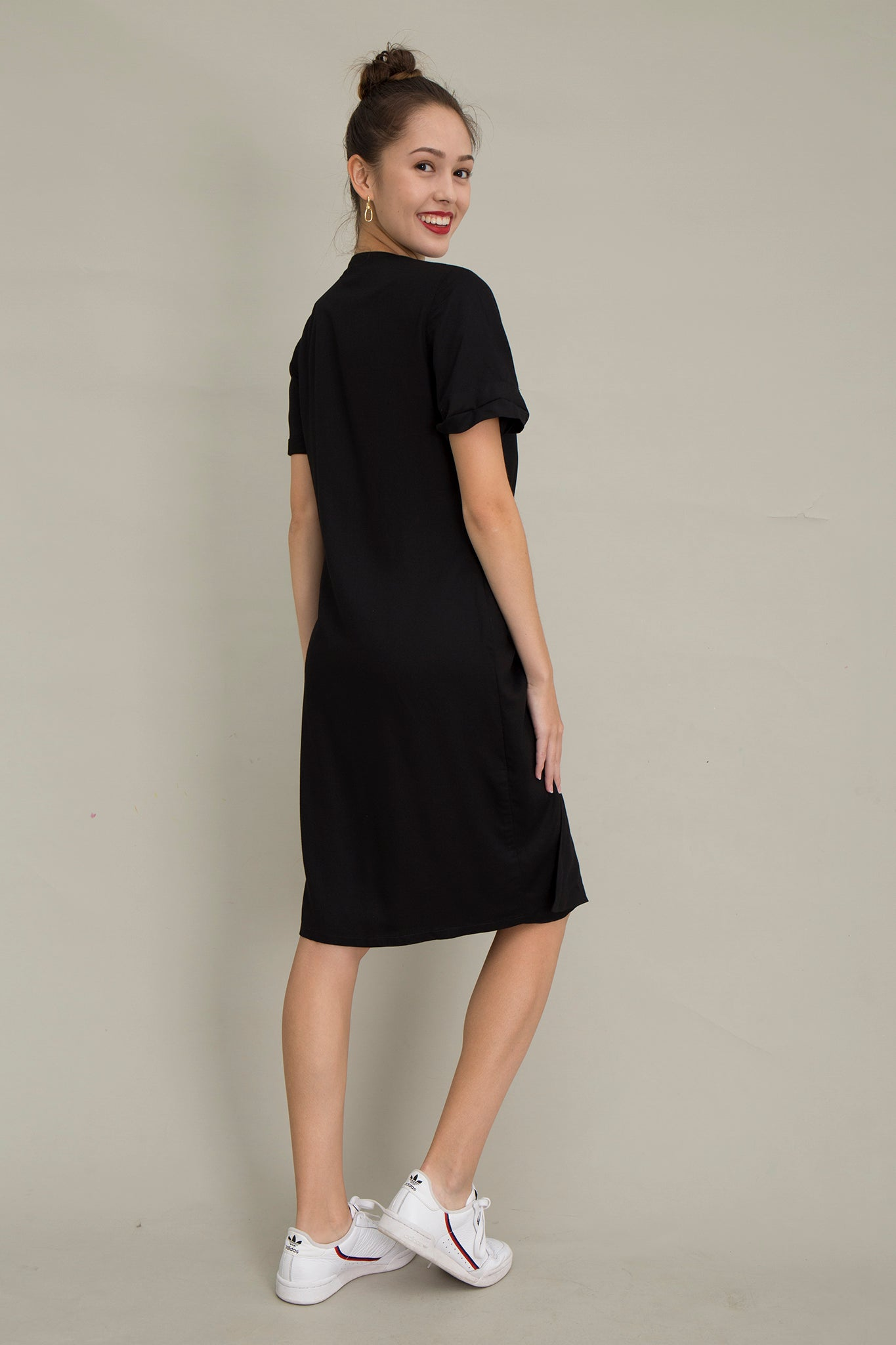Julia Front Knot Dress