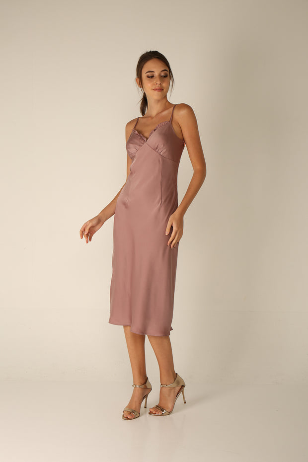 Ruthie Slip Dress