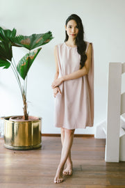 Cheng Cape Dress