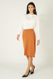 Camille Bow Blouse