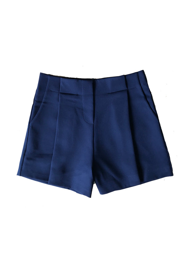 Tania Pleated Shorts