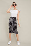 Samantha Wrap Skirt