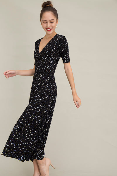 Sybil V-Neck Dress