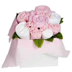 Sugar Pink Blossom Box Bouquet