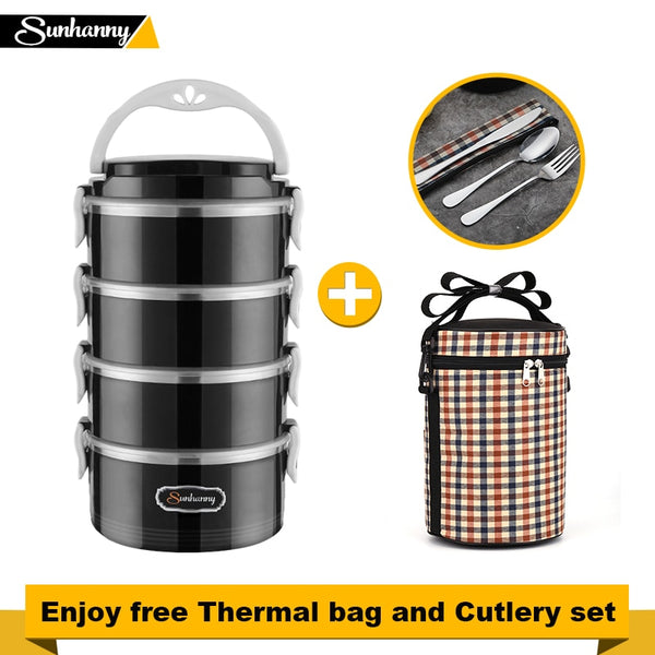 Thermal Lunch Box - Shell&Turtle
