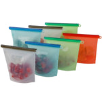 Reusable Food Storage Bags - Shell&Turtle