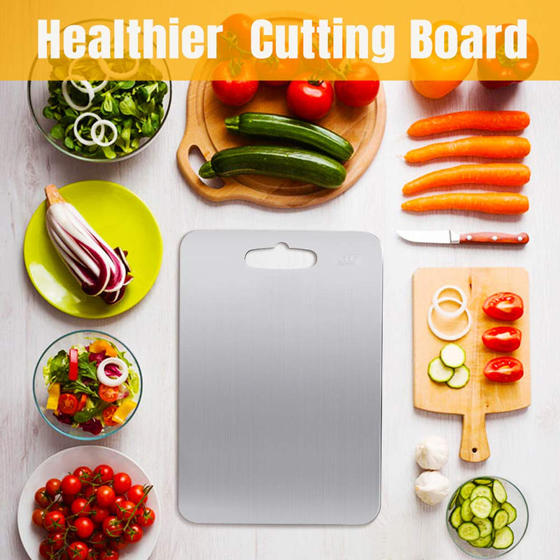 Stainless Steel Cutting Board - Shell&Turtle