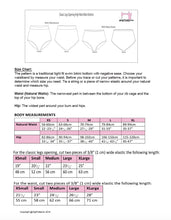 Load image into Gallery viewer, diy high waisted bikini swimsuit patterns pdf gigipatterns