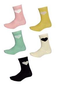 Soft and Cozy Comfortable Soft Cute Heart Socks