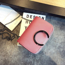 Load image into Gallery viewer, Fashion Women Leather Handbag Crossbody Coin Phone
