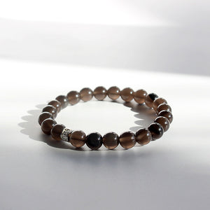 Tibetan Buddhist Prayer Beads Stretch Bracelet
