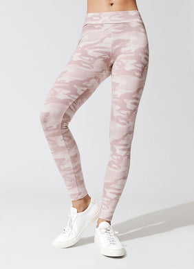 TONAL CAMO BASIC LEGGING Workout