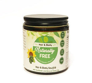 Hair & Body Moisturizer Souffle   Nut Free