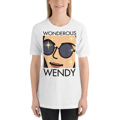 Wonderous Wendy Brand Shirt