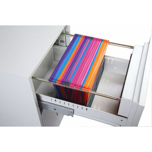 Phoenix World Class Vertical Fire Rated Filing Cabinet - FS2254K (4 Drawers)