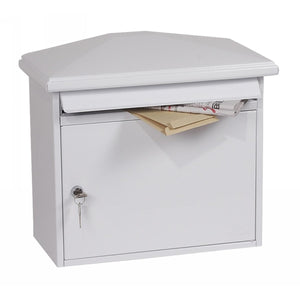Phoenix Libro Front Loading Mail Box MB0115KW (White)