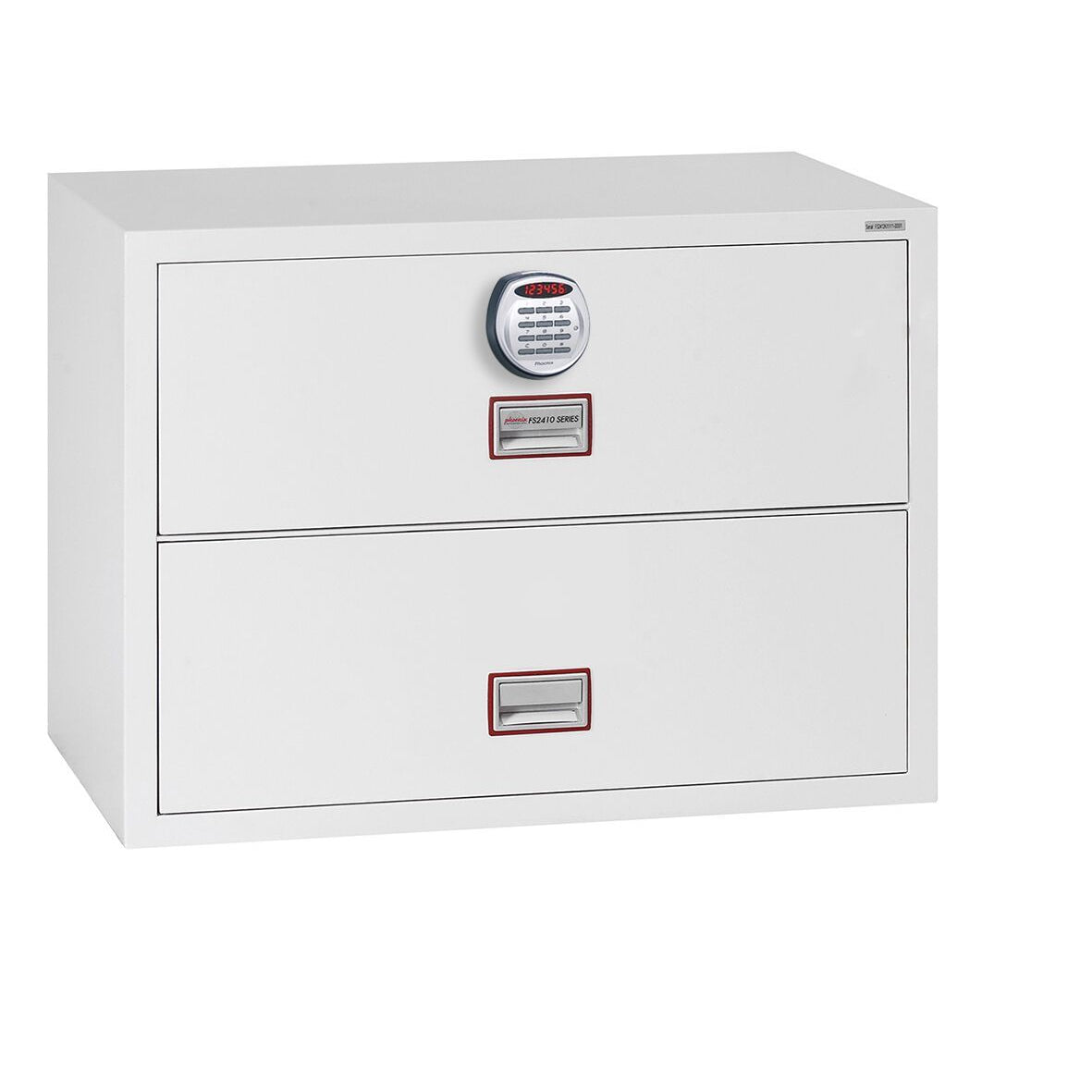 Phoenix World Class Lateral Fire Rated Filing Cabinet
