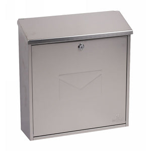 Phoenix Casa Front Loading Mail Box MB0111KS (Stainless Steel)