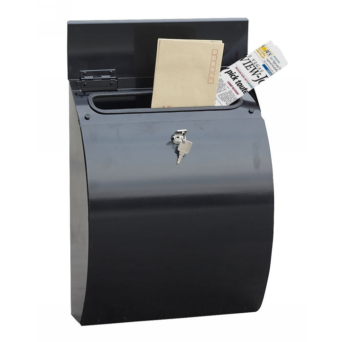 Phoenix Curvo Top Loading Mail Box MB0112KB