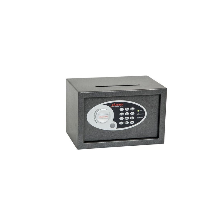 Phoenix Vela Deposit Home & Office Safe SS0801ED Size 1