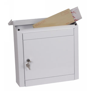 Phoenix Moda Top Loading Mail Box MB0113KW (White)