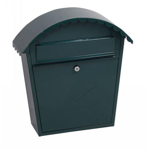 Phoenix Clasico Front Loading Mail Box MB0117KG (Green)