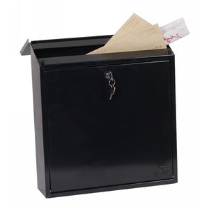 Phoenix Casa Top Loading Mail Box MB0111KB (Black)