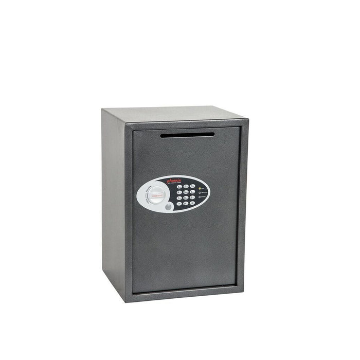 Phoenix Vela Deposit Home & Office Safe SS0804ED Size 4