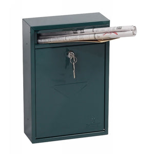 Phoenix Letra Front Loading Mail Box MB0116KG