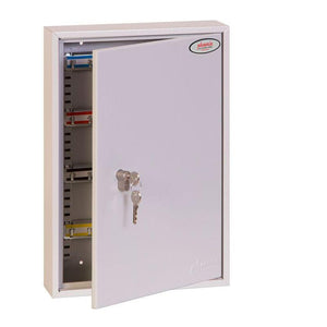 Phoenix Commercial Key Cabinet KC0602P 64 Hook Capacity