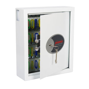 Phoenix Cygnus Key Deposit Safe KS0032K - 48 Hook Capacity