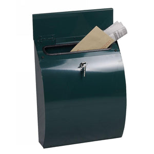 Phoenix Curvo Top Loading Mail Box MB0112KG (Green)